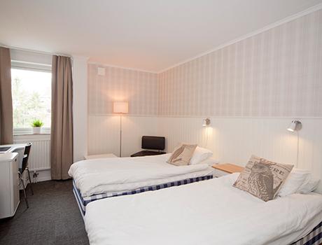 Våra Rum Hotellrum Borås Lages Motel Restaurang